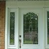 Storm doors protect against drafts, insects