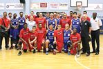 Brock men's basketball team in Sweden