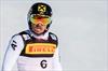 Hirscher leads an Austrian 1-2-3 in 1st slalom run at worlds-Image1