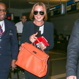 Lindsay Lohan completes community service-Image1