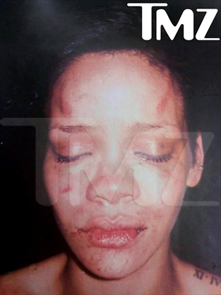 why did chris brown beat up rihanna
