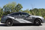 Toronto Police Service new grey cruiser