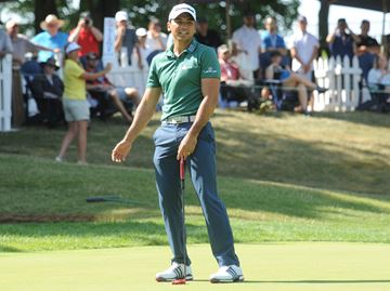 Several golfers in the hunt at Canadian Open