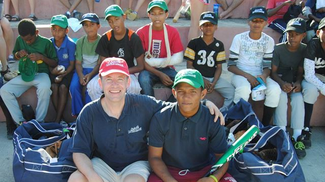 King's Christian Collegiate and Oakville Little League help provide a different essential to Dominicans