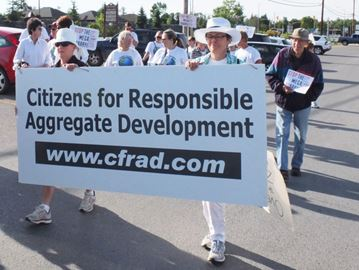 Citizens for Responsible Aggregate Development