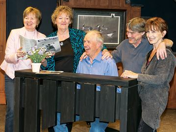Huronia Players ending season with 'Goodbye, Piccadilly'