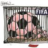 Today's cartoon: FIFA scandal