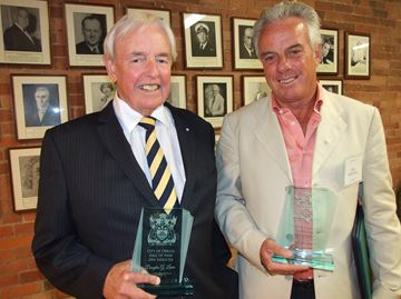 Orillia Hall of Fame honours Lewis, McDonald