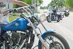 Ride for Dad passes through Penetanguishene
