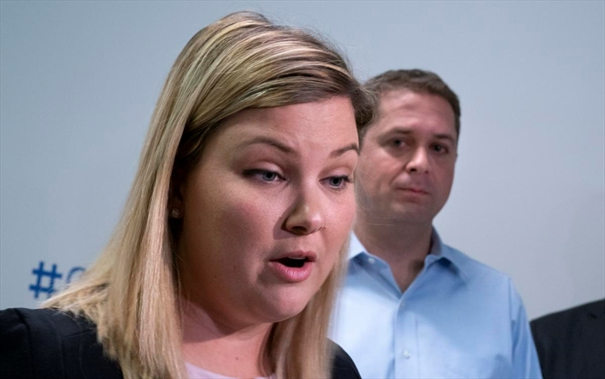 Liberals target Scheer over Toronto candidate's anti-abortion views