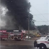 Keswick fire