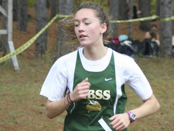 Meaford Coyotes shine at BAA cross country race