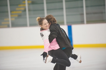 Skate Canada at the Uxbridge Arena