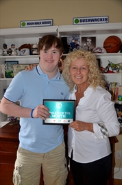 Peter Flagler - Athlete of the Month