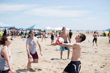 Heatwave Volleyball