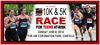 6th Annual Race for Teens At-Risk 10K Run, 5K Run/Walk