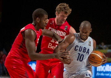 Canada routs Cuba 101-59 in Rio qualifier-Image1