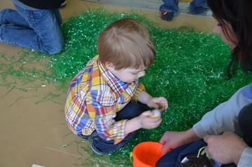 Pathway Church co-ordinated and hosted a huge Easter egg hunt for kids of all ages Saturday (April 19) in and outside of the Peterborough Sport and Wellness Centre.