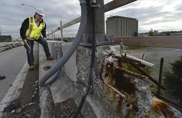 Gardiner Expressway : Gardiner expressway repairs will slow traffic for years