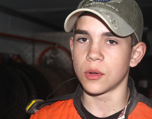 Rob Goulding loses Merrittville feature in blink-of-an-eye photo finish
