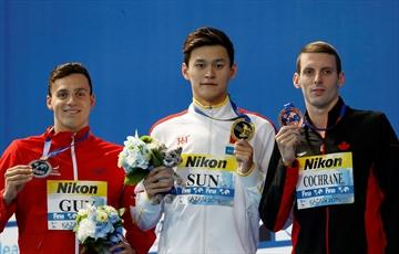 Cochrane races to world swimming bronze-Image1