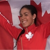 Kia Nurse 'in shock' when asked to be Pan Am closing flag-bearer