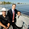 NTR scores solar panels project in Barrie