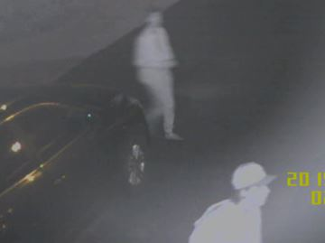 Tires slashed in Thornton, cops ask for help identifying suspects
