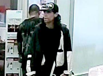 Bank Robber Suspect