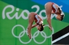 Canadian divers Filion and Benfeito win bronze-Image1