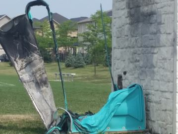 Acts of arson prompt more patrol at Oakville's Millstone Park