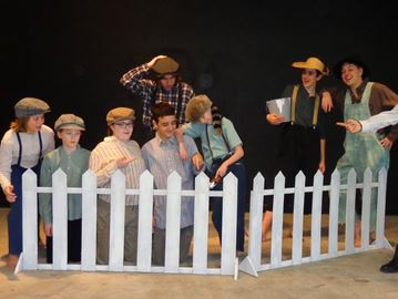 Greely Players present 'The Adventures of Tom Sawyer'