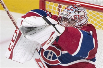 Habs goalie Price out at least six weeks-Image1