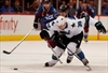 Marleau scores 4 goals in 3rd, Sharks beat Avalanche 5-2-Image5