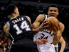Spurs stay perfect on road, rally past Bucks 97-96-Image1