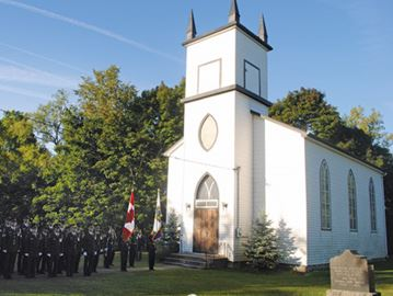 St. Paul's church saved with transfer of ownership