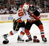 Monahan power-play goal gives Flames win over Devils, 3-1-Image1