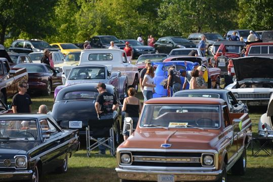 Popular Warsaw car show to benefit local United Way