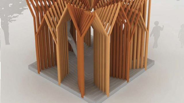 Top Architecture Firms Compete In Sukkahville Competition