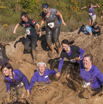 5k mud run