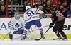 Faulk has goal, assist in Canes' win over Leafs-Image1