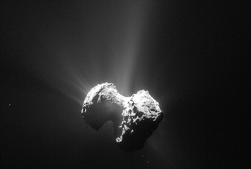 Philae probe finds evidence that comets can be cosmic labs-Image1