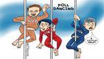 Poll dancing