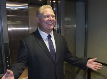 Ford says decision soon as 'stars are aligning' for PC bid