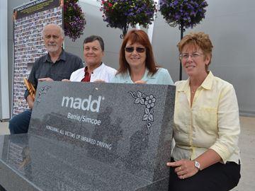 MADD memorial