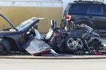 Fatal Porsche accident