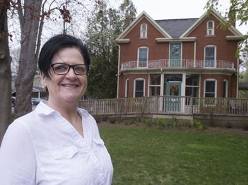 Burlington's Carey House offers independent living for physically challenged
