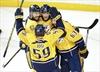Forsberg's goal lifts Predators past Canadiens 3-2 in OT-Image1