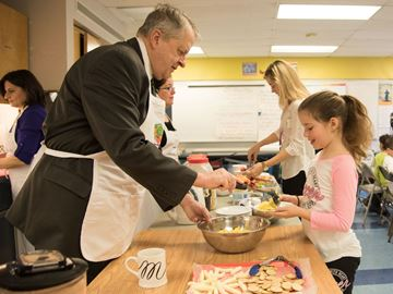 No student should go hungry in Halton