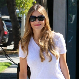 Sofia Vergara boosts workouts for wedding-Image1